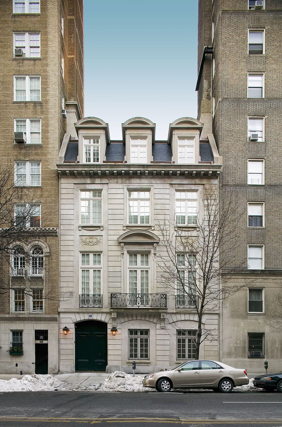 96th Street Townhouse