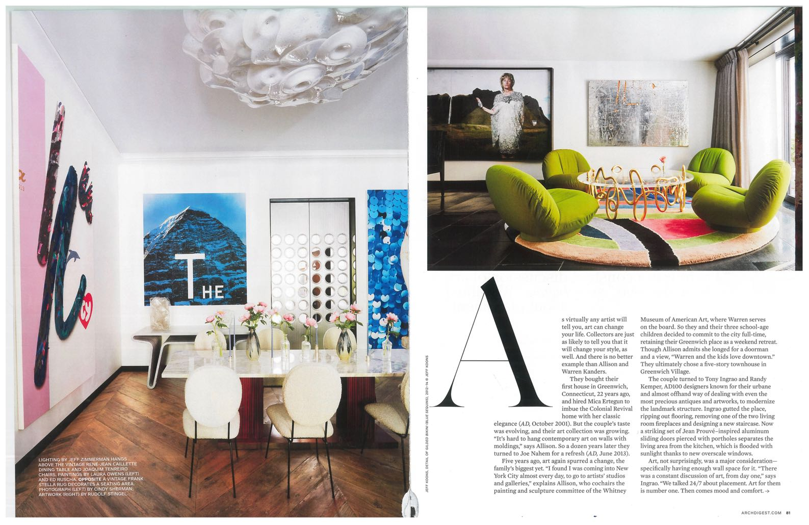 Architectural Digest - Creative Vision